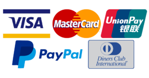 payment options for online shopping orders at Gaia Center in Cyprus