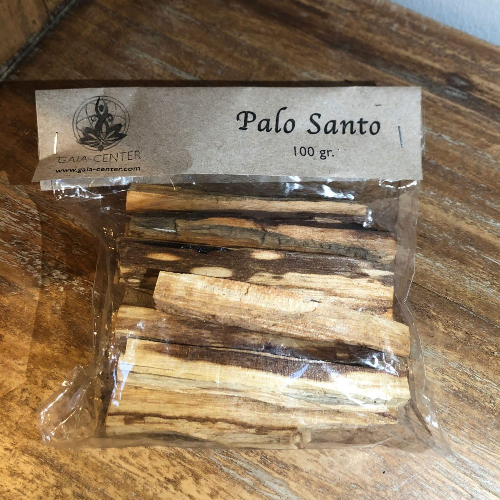 Palo Santo Green Tree smudging sticks by Gaia-Center Shop in Cyprus