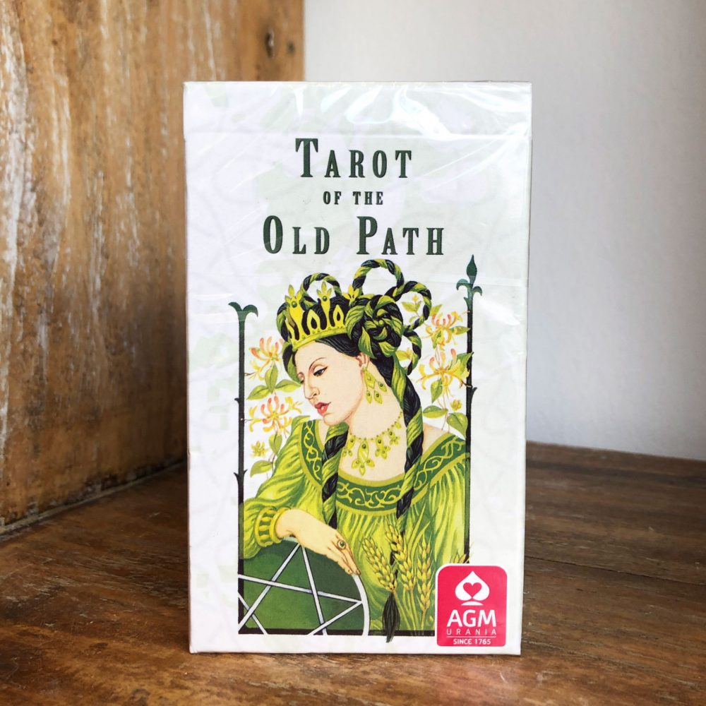Tarot of the Old Path Deck to buy online at Gaia-Center Shop Cyprus