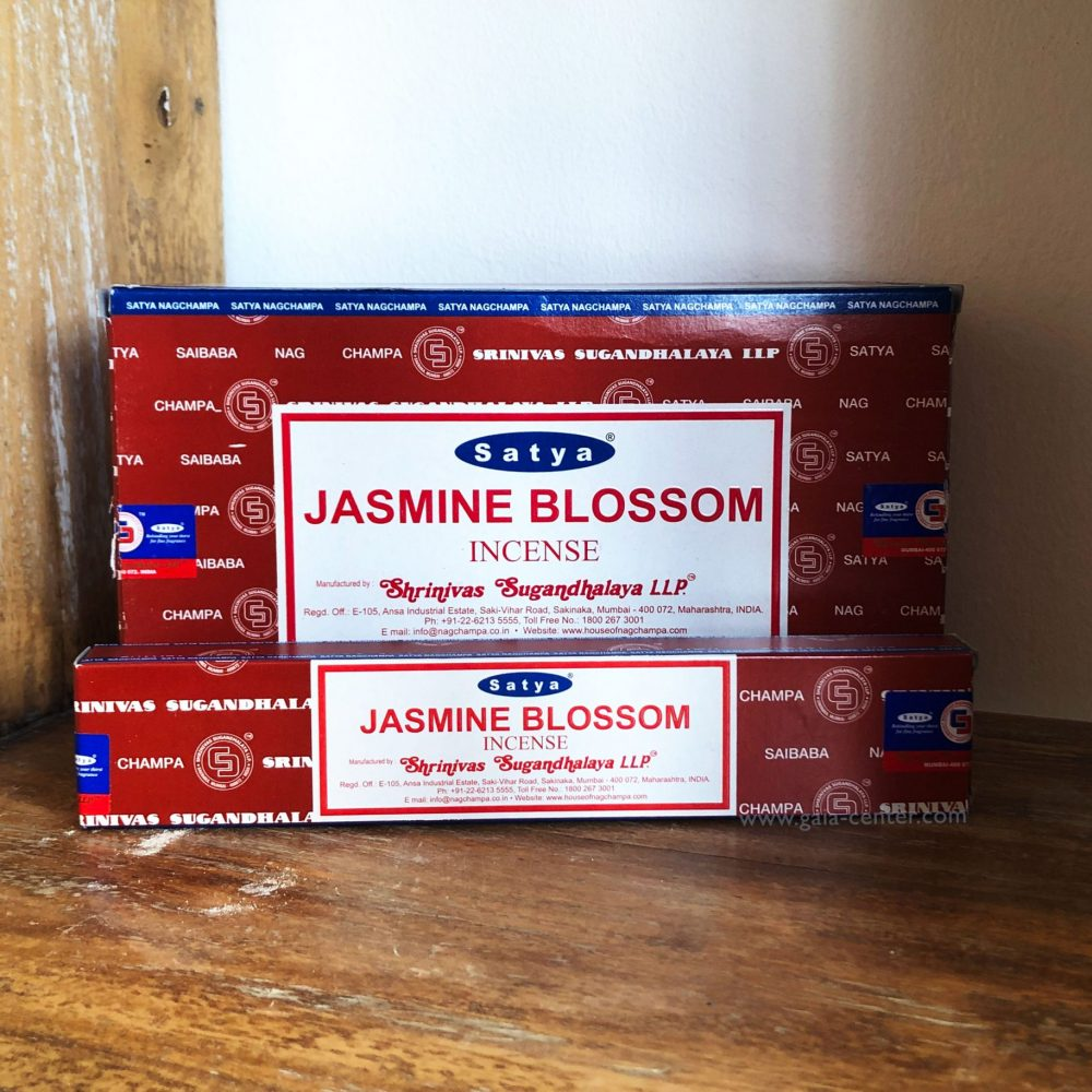Jasmine Blossom Incense Sticks by Satya