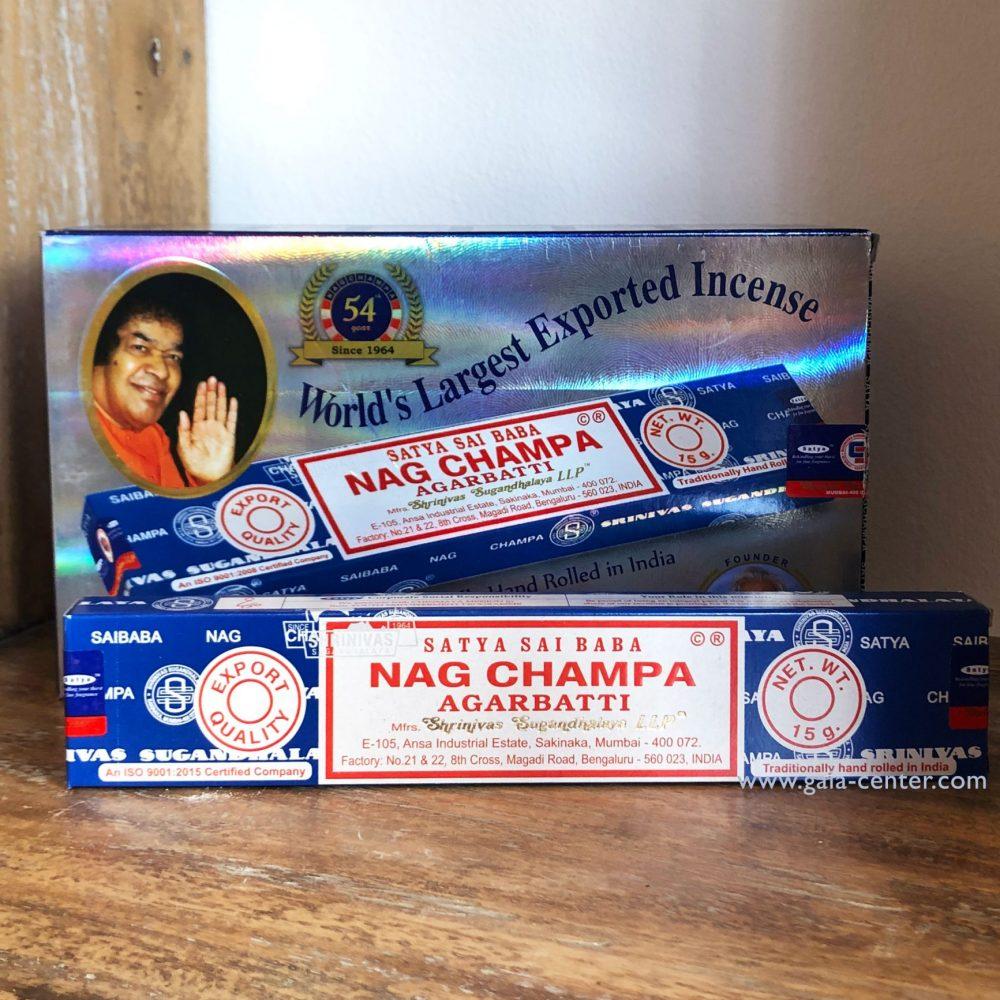 Nag Champa Incense Sticks by Satya