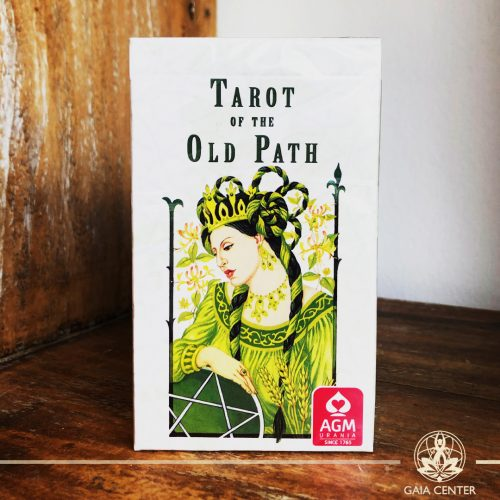 Tarot and Oracle Cards selection in Cyprus at Gaia Center. Tarot of the Old Path. Cyprus and International shipping.