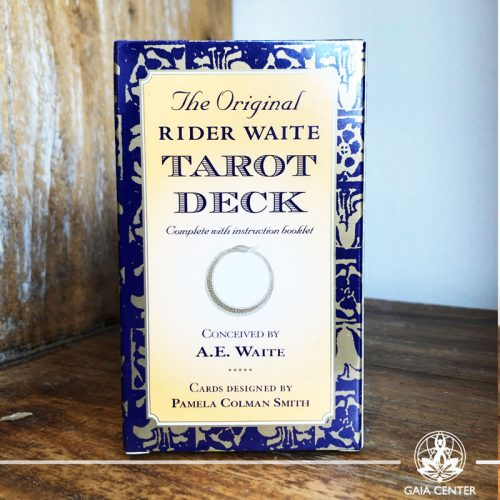 Tarot and Oracle Cards selection in Cyprus at Gaia Center. The Original Tarot Deck by Rider Waite. Cyprus and International shipping.