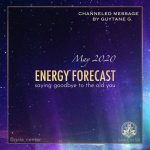Spiritual and Wellbeing Blog by Gaia Center in Cyprus. Energy Forecast for May 2020. Psychic Reading and channeling, intuitive reading.