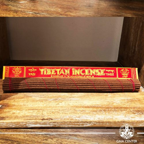 Tibetan Incense Sticks from Nepal in Cyprus at Gaia-Center Shop. Selection of natural incense. We deliver worldwide. Wholesale and retail.