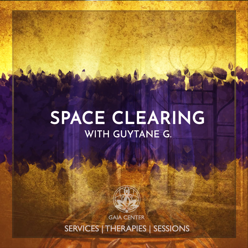 Space Clearing Session or Therapy