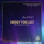 Spiritual and Wellbeing Blog by Gaia Center in Cyprus. Energy Forecast for June 2020. Psychic Reading and channeling, intuitive reading.