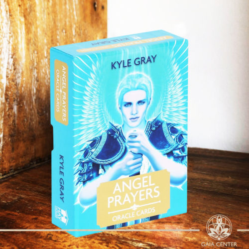Angel Prayers Oracle Cards Deck by Kyle Gray at Gaia Center | Cyprus.