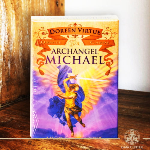 Archangel Michael Oracle Cards by Doreen Virtue at Gaia Center | Cyprus|