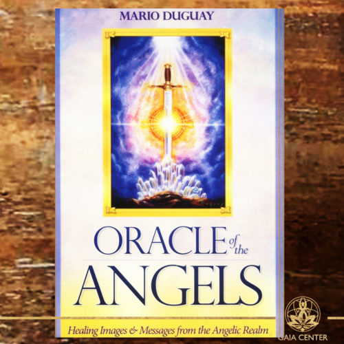 Oracle of the Angels Card Deck at Gaia Center | Cyprus.