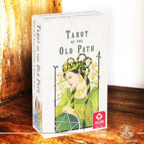 Tarot of the Old Path at Gaia Center in Cyprus.