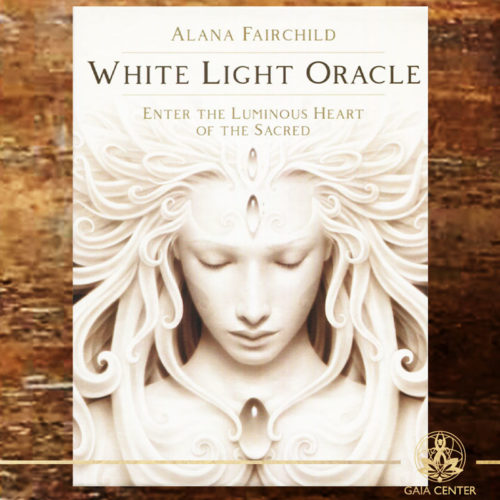 White Light Oracle Card Deck at Gaia Center | Cyprus.