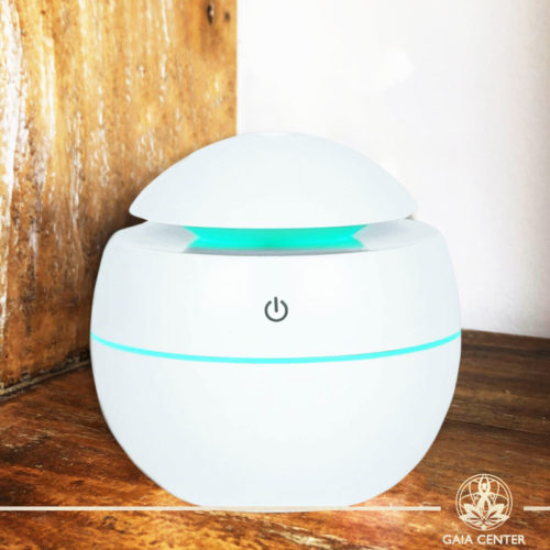 Aroma Diffuser | Aroma Humidifier White Design. Gaia Center | Cyprus.