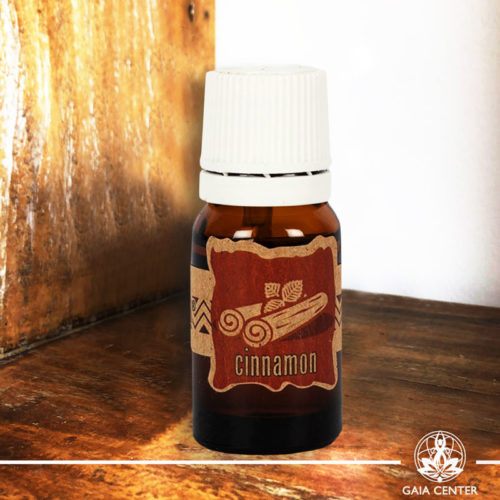 Essential Oil Cinnamon 10ml. 100% natural and pure at Gaia Center | Cyprus.