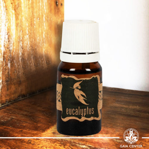 Essential Oil Eucalyptus 10ml. 100% natural and pure at Gaia Center | Cyprus.