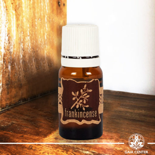 Essential Oil Frankincense 10ml. 100% natural and pure at Gaia Center | Cyprus.