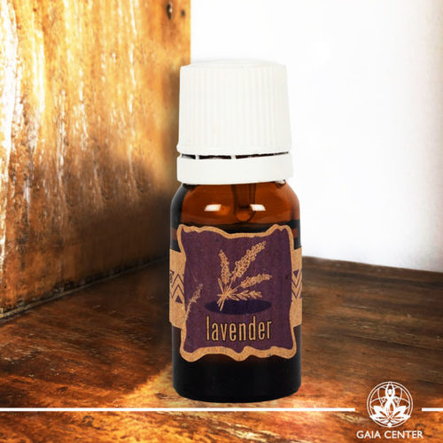 Essential Oil Lavender 10ml. 100% natural and pure at Gaia Center | Cyprus.