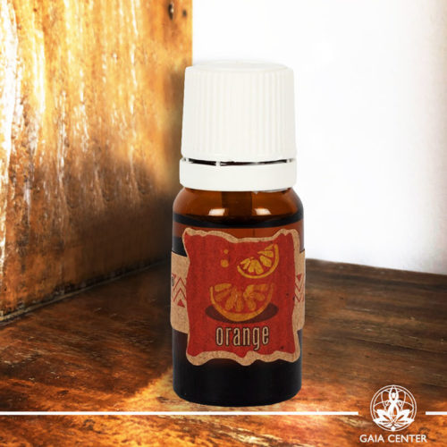 Essential Oil Orange 10ml. 100% natural and pure at Gaia Center | Cyprus.