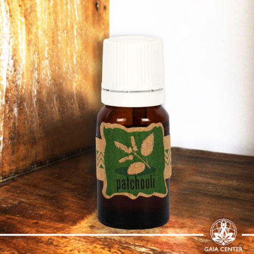 Essential Oil Patchouli 10ml. 100% natural and pure at Gaia Center | Cyprus.