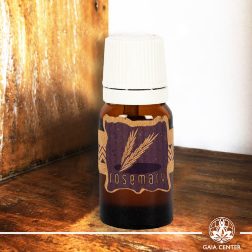 Essential Oil Rosemary 10ml. 100% natural and pure at Gaia Center | Cyprus.