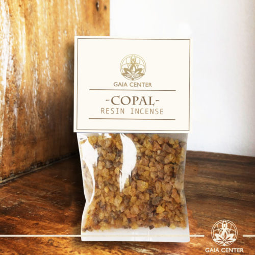 Copal incense resin. Gaia Center | Cyprus
