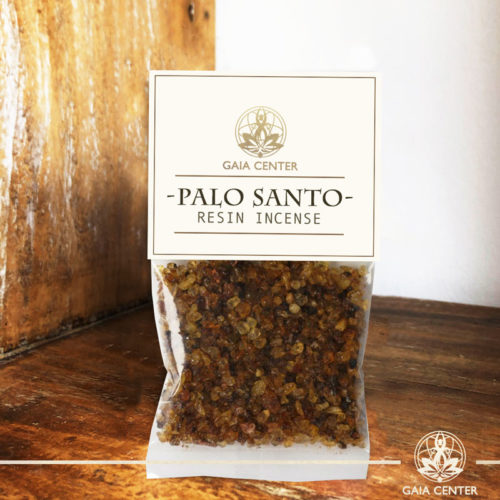 Palo Santo incense resin. Gaia Center | Cyprus