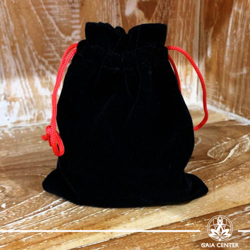 Gift Bag | Velvet pouch to place your gift items. Selection at Gaia Center | Cyprus.