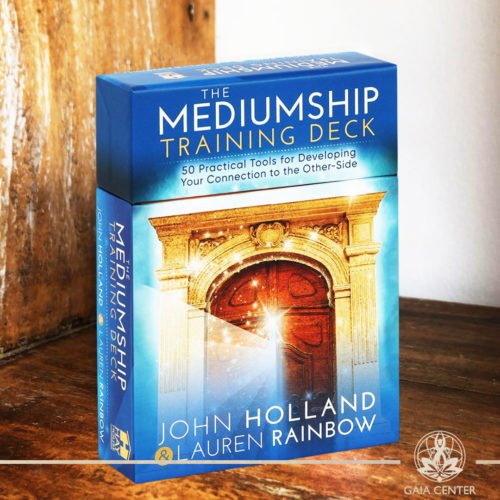 The Mediumship Training Deck Cards. Tarot | Oracle | Angel Cards selection at Gaia Center | Cyprus.